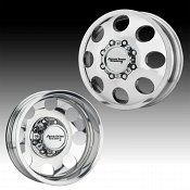 American Racing AR204 Baja Dually Polished Custom Wheels Rims