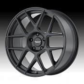 American Racing AR913 Apex Satin Black Custom Wheels Rims