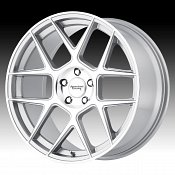 American Racing AR913 Apex Machined Gunmetal Custom Wheels Rims