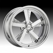 American Racing VF200 Polished Forged Custom Wheels Rims