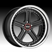 American Racing VF310 Polished Custom Wheels Rims