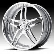 American Racing VF481 Polished Forged Vintage Custom Wheels