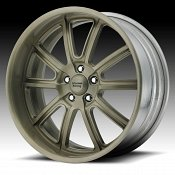 American Racing VF482 Polished Forged Vintage Custom Wheels