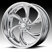 American Racing VF486 Polished Forged Vintage Custom Wheels