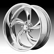 American Racing VF489 Polished Forged Vintage Custom Wheels