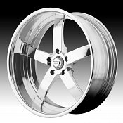American Racing VF495 Polished Forged Vintage Custom Wheels