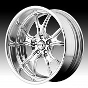 American Racing VF498 Polished Forged Vintage Custom Wheels