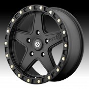 ATX Series AX194 Ravine Teflon Black Custom Wheels Rims