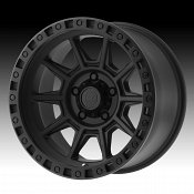 ATX Series AX202 Cast Iron Black Custom Wheels Rims