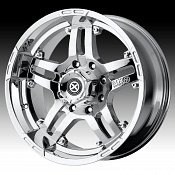 ATX Series AX181 181 Artillery Chrome Custom Rims Wheels