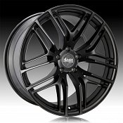 Advanti Racing BO Bello Matte Black Custom Wheels Rims