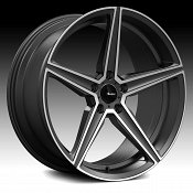 Advanti Racing CO Camino Machined Gunmetal Custom Wheels Rims