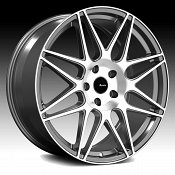 Advanti Racing CL Classe Machined Gunmetal Custom Wheels Rims