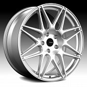 Advanti Racing CL Classe Machined Silver Custom Wheels Rims