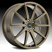 Advanti Racing DI Dieci Bronze Custom Wheels Rims