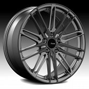 Advanti Racing DS Diviso Gunmteal Black Custom Wheels Rims