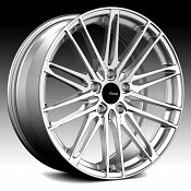 Advanti Racing DS Diviso Machined Silver Custom Wheels Rims