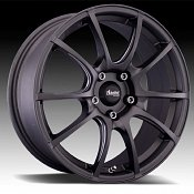 Advanti Racing V3 Vago Matte Graphite w/ Ball Milled Accents Cus