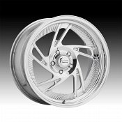 American Racing VF202 Polished Forged Custom Wheels Rims