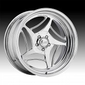 American Racing VF541 Polished Forged Custom Wheels Rims