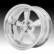 American Racing VF542 Eliminator Polished Forged Custom Wheels Rims