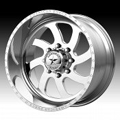 American Force Blade SS Polished Custom Wheels Rims