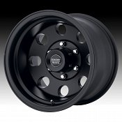 American Racing AR172B Baja Satin Black Custom Wheels Rims