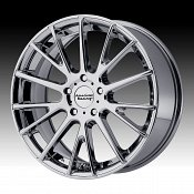 American Racing AR904 Chrome PVD Custom Wheels Rims