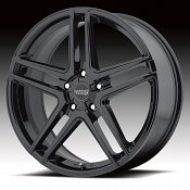 American Racing AR907 Gloss Black Custom Wheels Rims