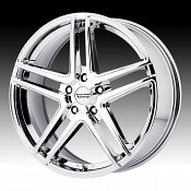 American Racing AR907 Chrome PVD Custom Wheels Rims