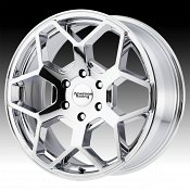 American Racing AR916 Chrome Custom Wheels Rims