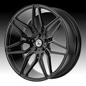 Asanti Black Label ABL-11 Black Custom Wheels Rims