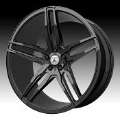 Asanti Black Label ABL-12 Black Custom Wheels Rims