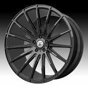 Asanti Black Label ABL-14 Black Custom Wheels Rims