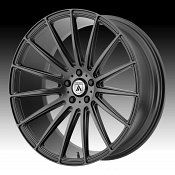 Asanti Black Label ABL-14 Graphite Custom Wheels Rims