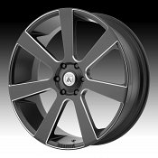 Asanti Black Label ABL-15 Black Custom Wheels Rims