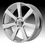 Asanti Black Label ABL-15 Chrome  Custom Wheels Rims