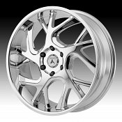 Asanti Black Label ABL-16 Chrome Custom Wheels Rims