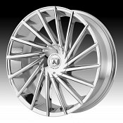 Asanti Black Label ABL-18 Chrome  Custom Wheels Rims