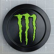 CAP-MG-EC-1 / Monster Energy Edition Green Logo Center Cap