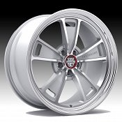 Center Line 630MS MM1 Machined Silver Custom Wheels Rims