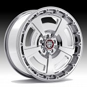 Center Line 631V MM2 Chrome PVD Custom Wheels Rims
