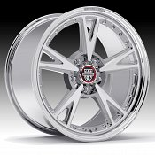 Center Line 632V MM3 Chrome PVD Custom Wheels Rims
