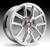 Center Line 633C MM4 Chrome Custom Wheels Rims