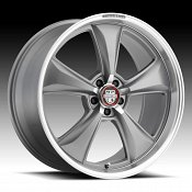 Center Line 635MA MM6 Anthracite Custom Wheels Rims