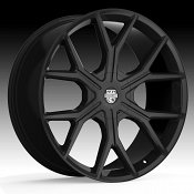 Center Line ST3 840B Slingshot Black Custom Wheels Rims