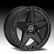 Center Line 844SB Hammer Satin Black Custom Wheels Rims