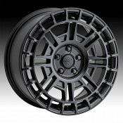 Center Line 849SB Pangea Satin Black Custom Wheels Rims
