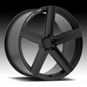 Centerline F40SB LP1 Satin Black Custom Wheels Rims