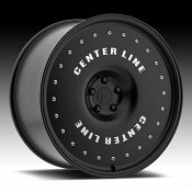 Centerline F41SB LP2 Satin Black Custom Wheels Rims